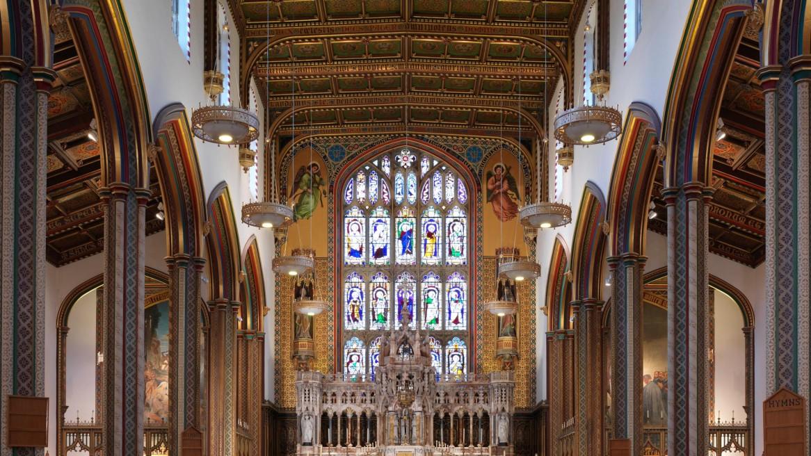 Stonyhurst Chapel